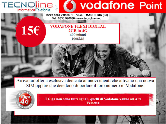 Vodafone Flexi DIgital