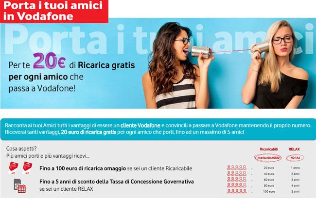 Centro vodafone point rivenditore autorizzato vodafone - Vodafone porta un amico ...